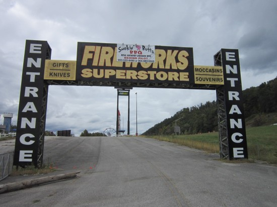 Fireworks Superstore!