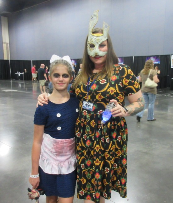 splicer and Little Sister!