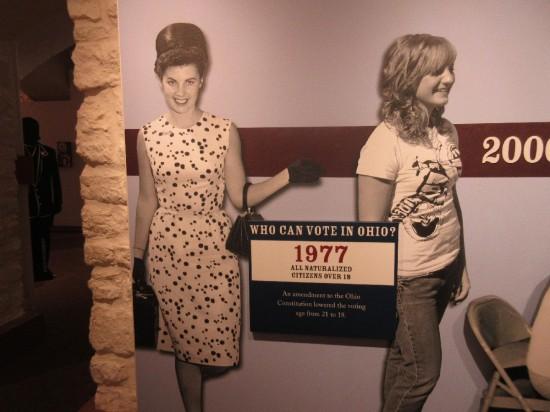 Voting 1977!