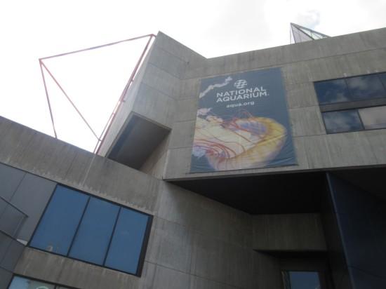 Aquarium sign!