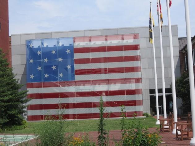 Flag House Flag Wall!