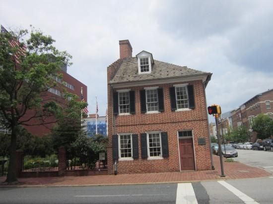 Flag House!