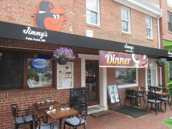 Jimmy's Diner!