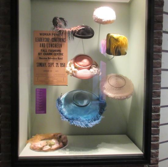 ladies' hats!