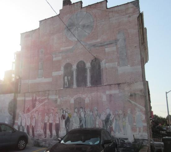 mural!