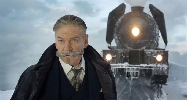 Hercule Poirot!