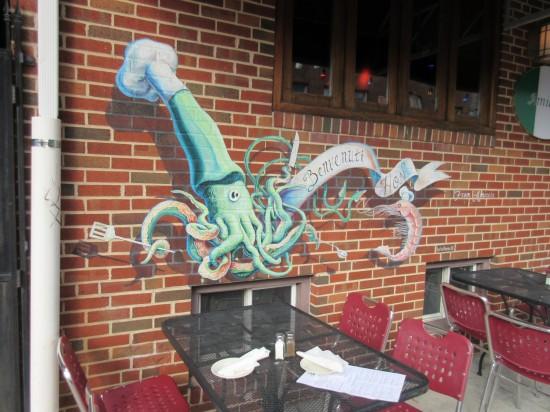squid brick!