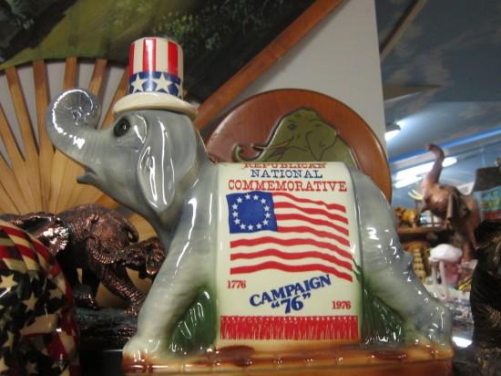 '76 elephant!