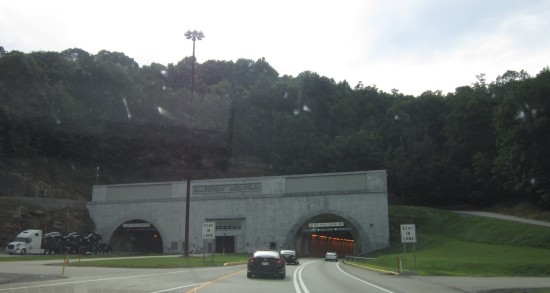 Allegheny Mountain Tunnel!