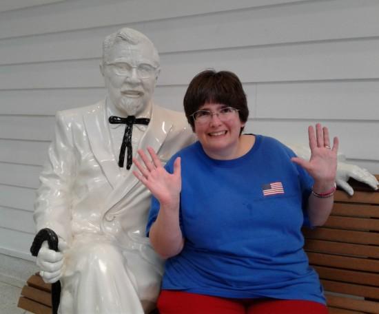 Anne + Colonel!
