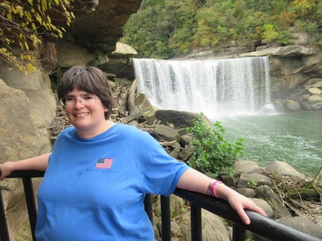Anne + Falls!