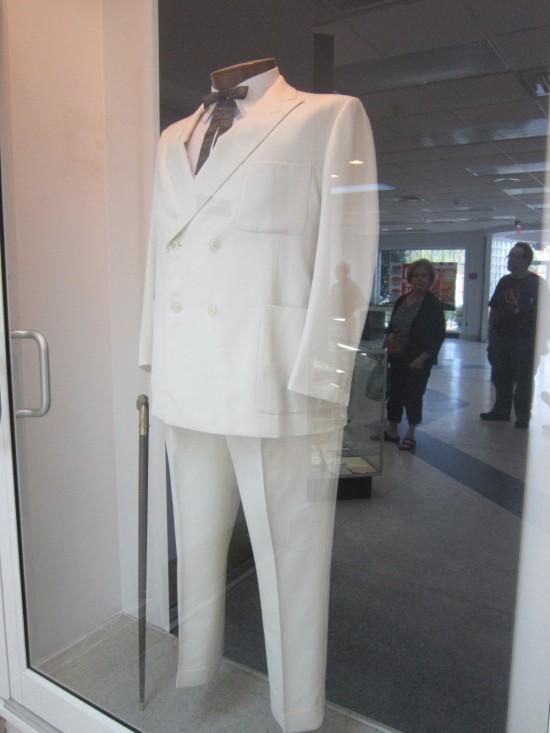 Colonel suit!
