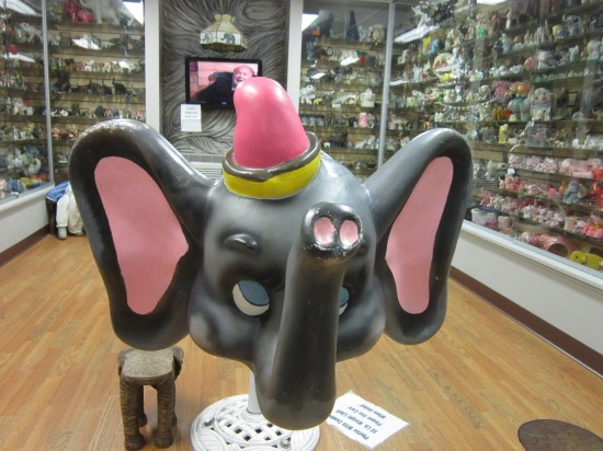 Dumbo ride!