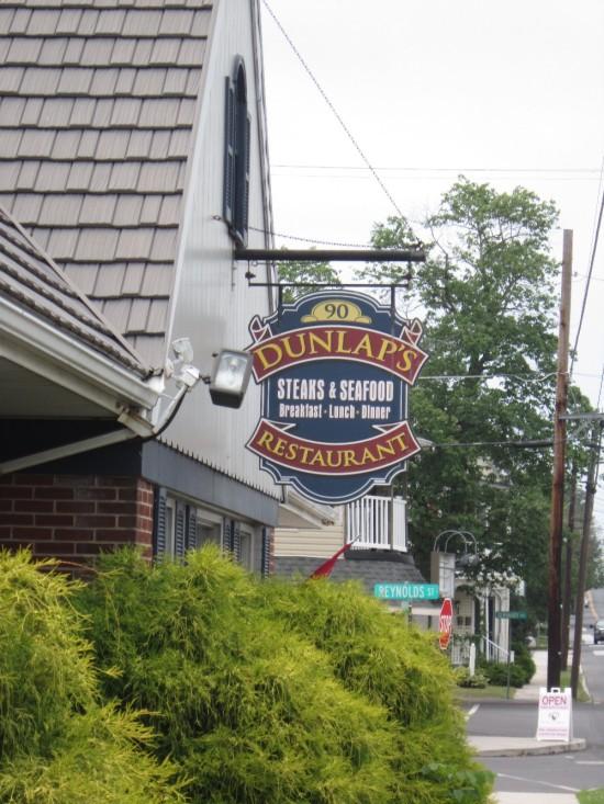 Dunlap's Restaurant!