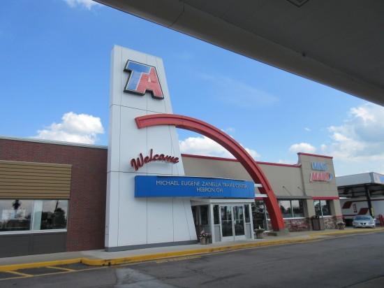 gas station!