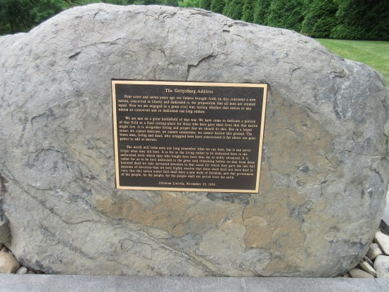 Gettysburg Address!