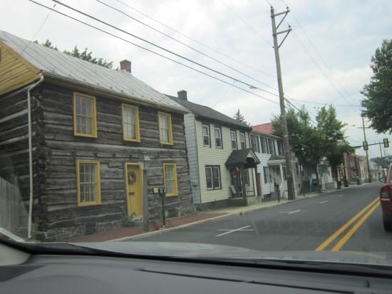 Gettysburg houses!