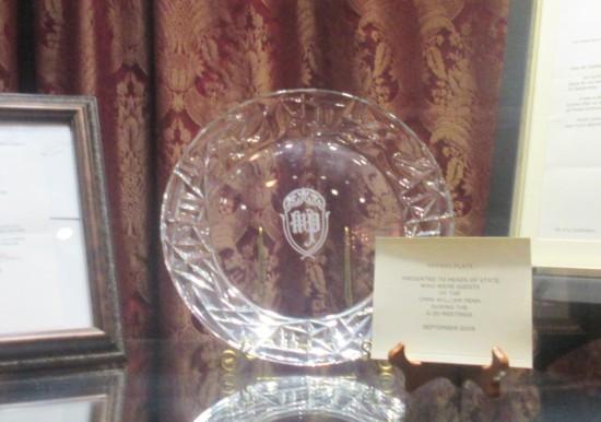 glassware!