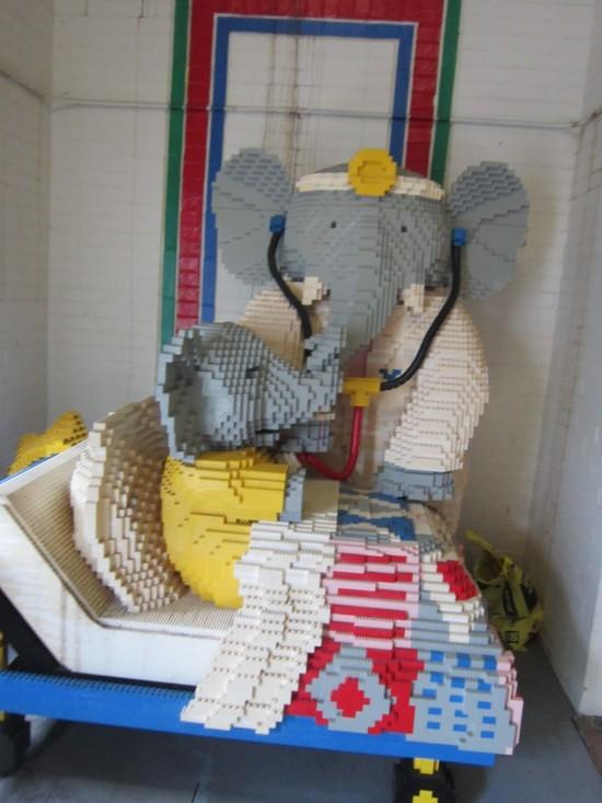 Lego Doctor Babar!