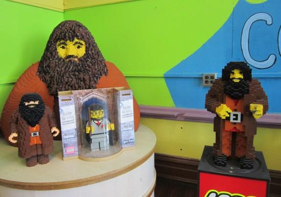 Lego Hagrids!