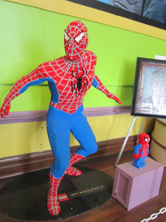 Lego Spider-Man!