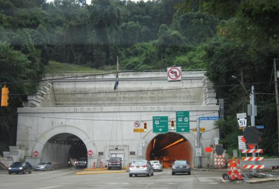 Liberty Tunnels!
