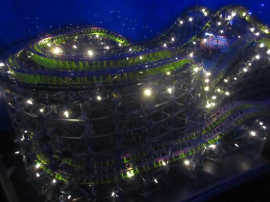 light-up tracks!