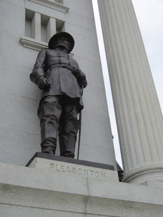 Major General Alfred Pleasonton!