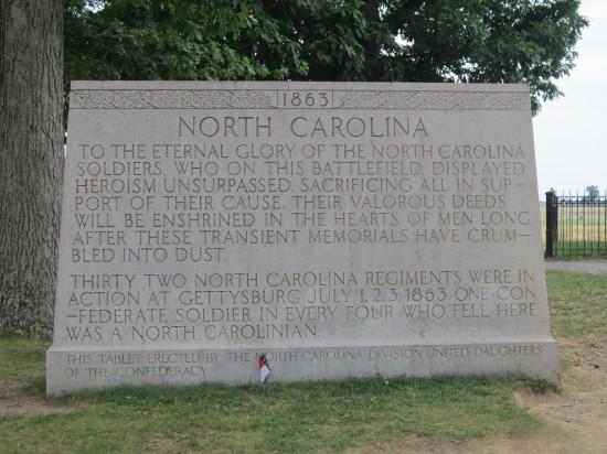 North Carolina!