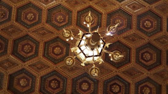 Omni ceiling!