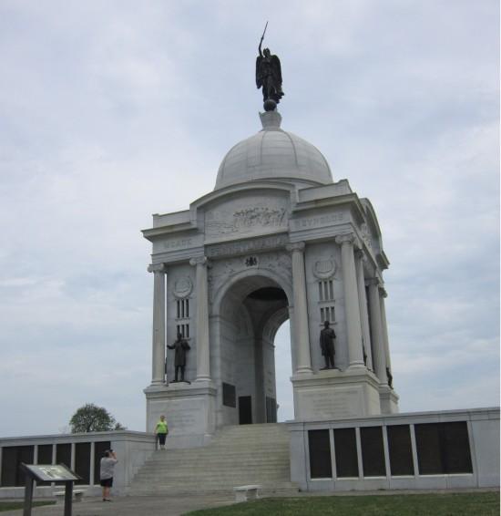 PA State Memorial!