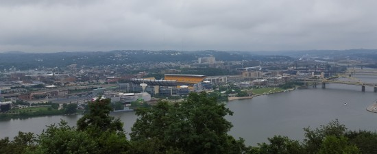 Pittsburgh center!