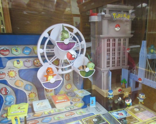 Pokemon Ferris wheel!
