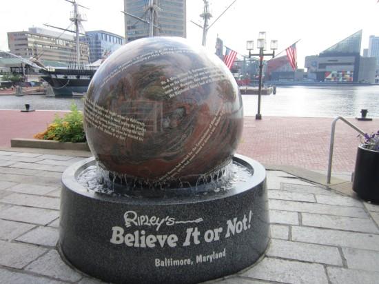 Ripley's ball!