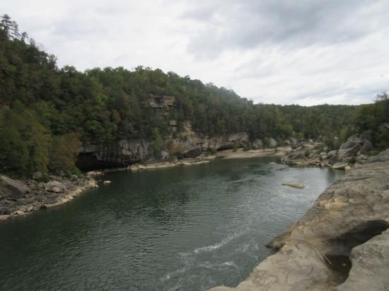 Cumberland River!