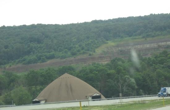 roadside dome!