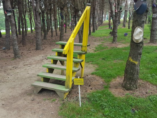 Stairway to Nowhere!