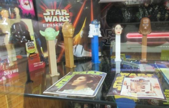 Star Wars Pez!