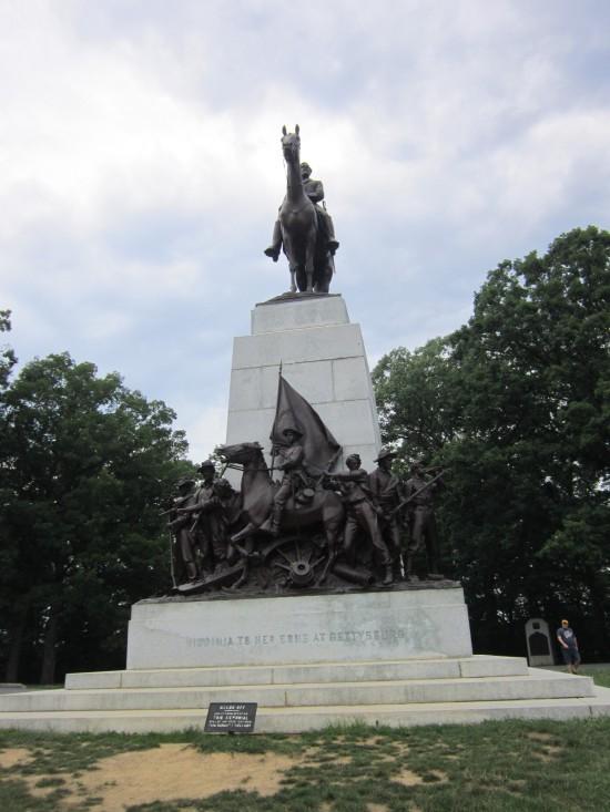 Virginia monument!