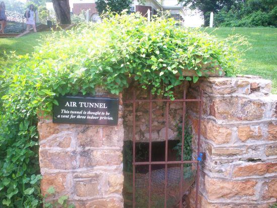 Air Tunnel!