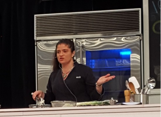 Alex Guarnaschelli!