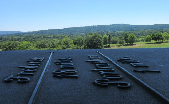 Antietam arrows!