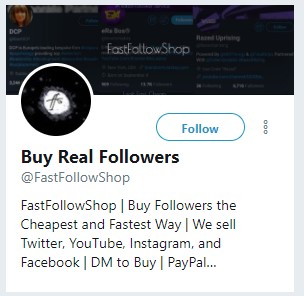 Buy Followers!
