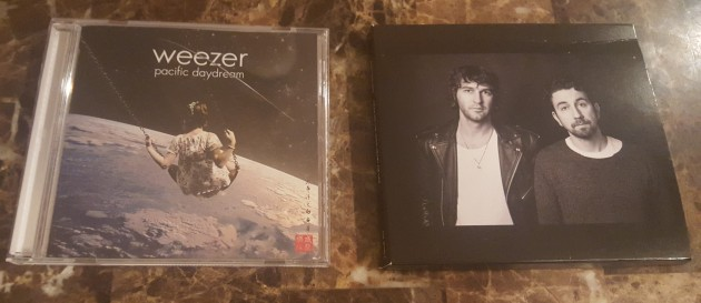 Weezer and Japandroids!