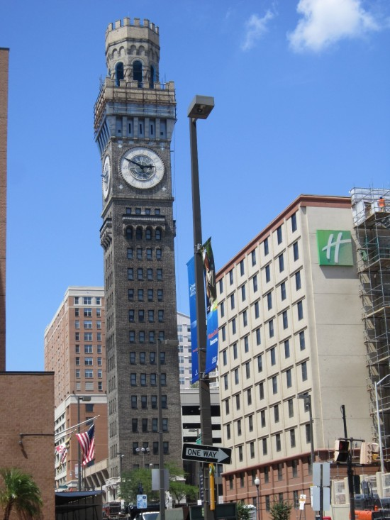 Emerson Bromo-Seltzer Tower!