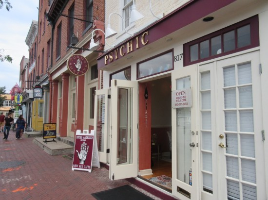 Fells Point Psychic!