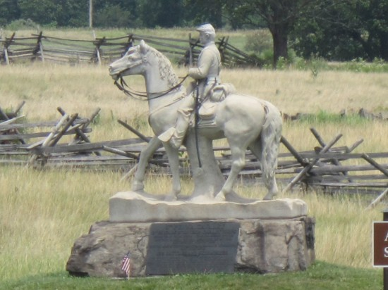 Gettysburg cavalry!
