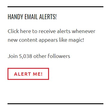 Handy Email Alerts!