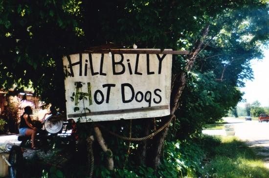 Hillbilly Hot Dogs!