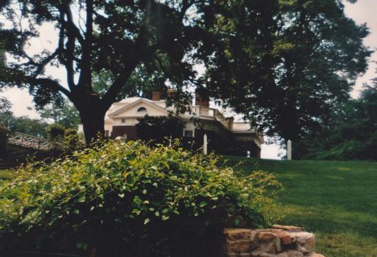 Monticello!
